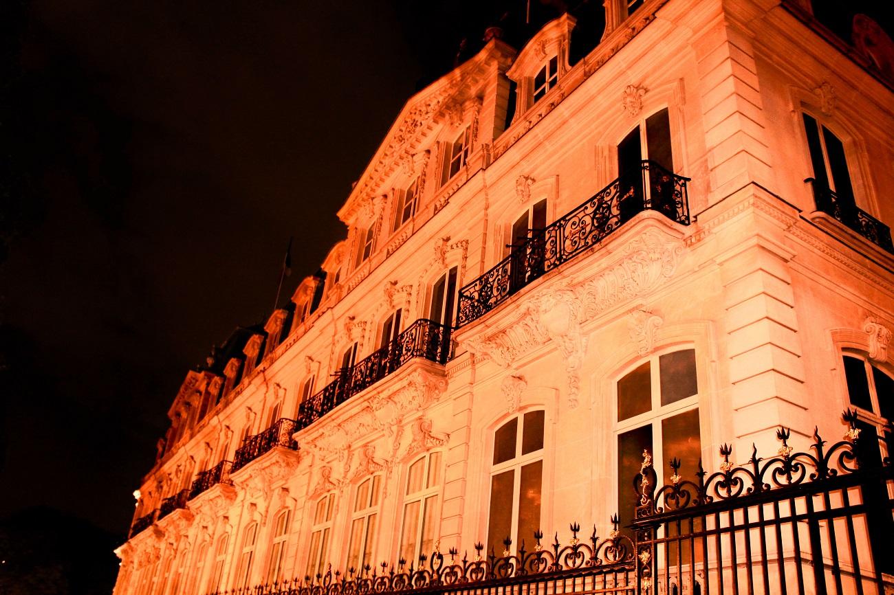 Adidas & Parisian Nights. Style by Vukota. Fashionela.
