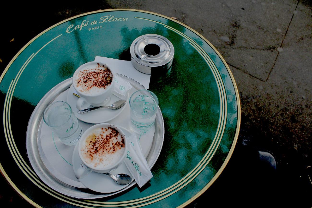 Afternoon At Cafe De Flore Style By Vukota - Fotos-de-flore