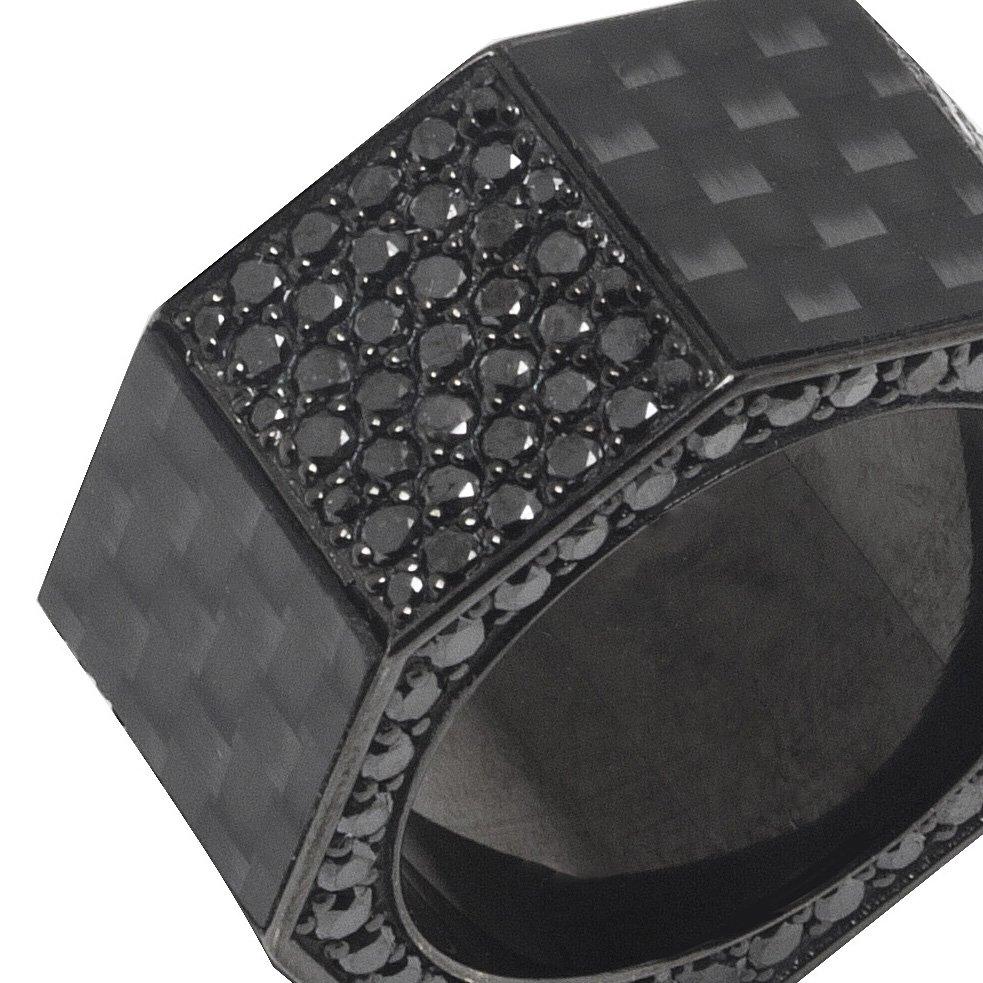 JBH Carbon Fiber Nut Ring