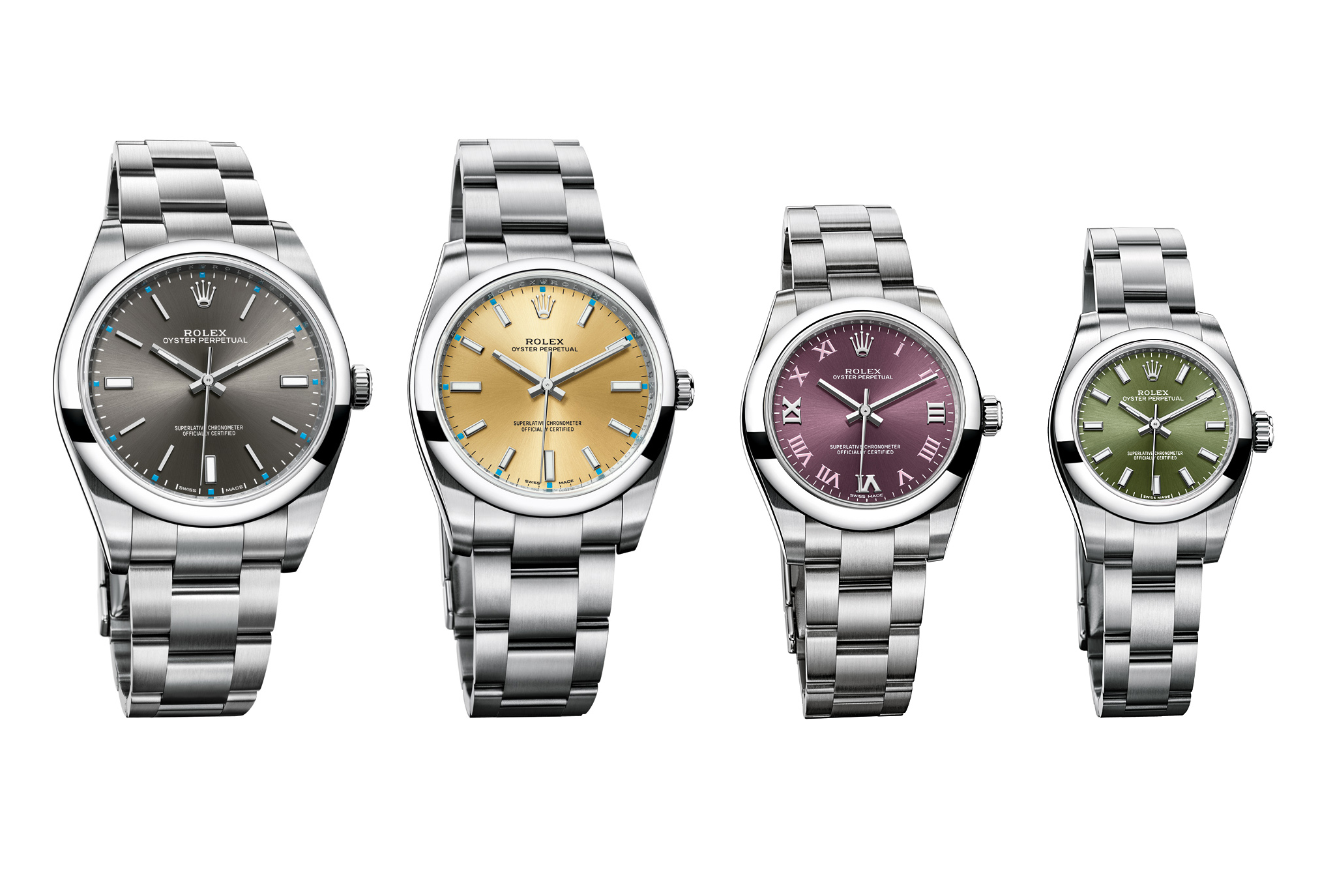 Rolex Oyster Perpetual. Style by Vukota