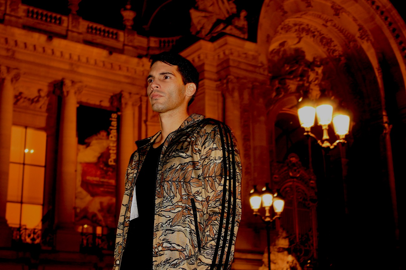 Vukota Brajovic Adidas Parisian Nights. Style by Vukota. Fashionela.